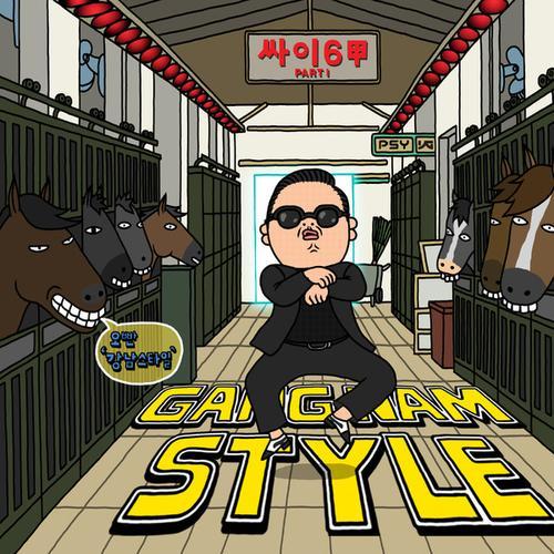 Gangnam+Style+++Single